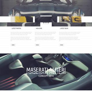 Làm website ô tô 94