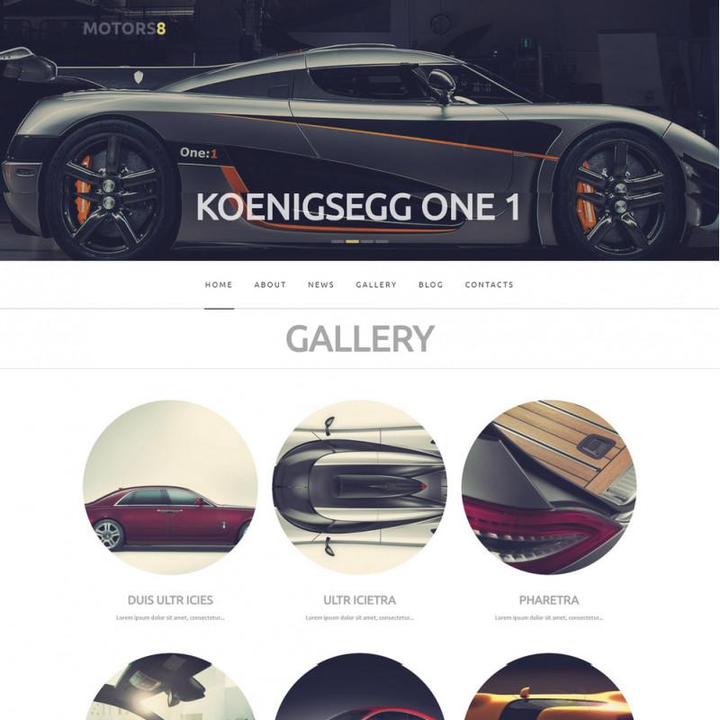 Làm website ô tô 96