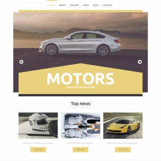 Làm website ô tô 99