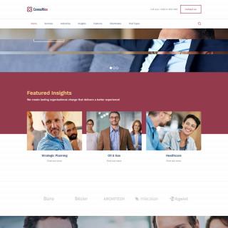 Làm website tài chính 03