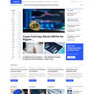 Làm website tài chính 05