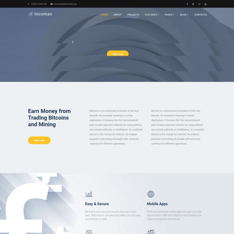 Làm website tài chính 15