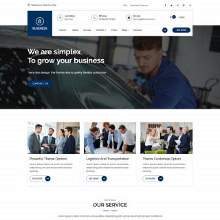 Làm website tài chính 18