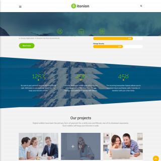 Làm website tài chính 19