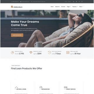 Làm website tài chính 20