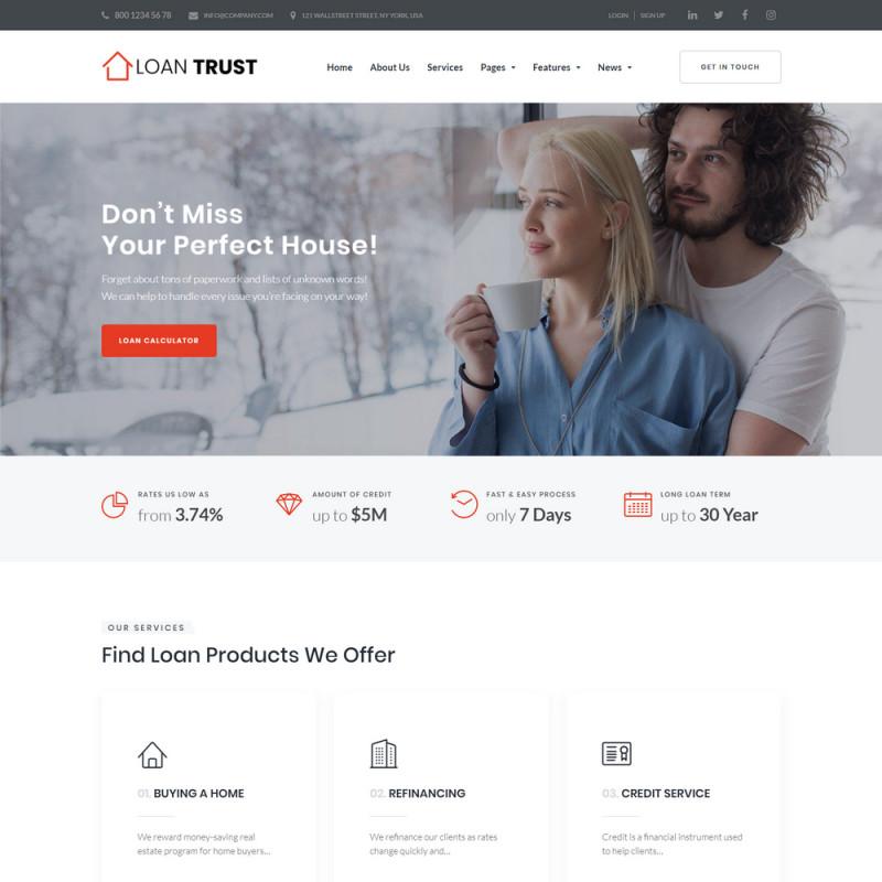 Làm website tài chính 21
