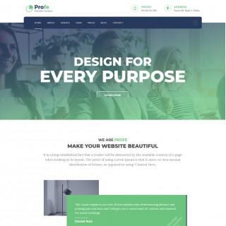 Làm website tài chính 24