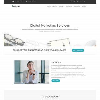 Làm website tài chính 25