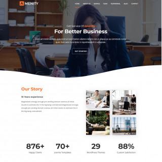 Làm website tài chính 28