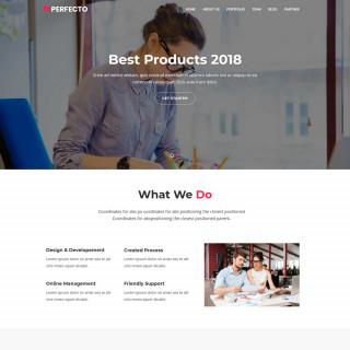 Làm website tài chính 29