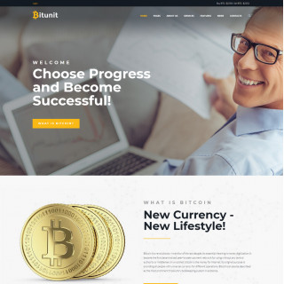 Làm website tài chính 37