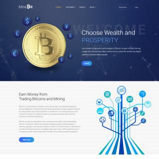 Làm website tài chính 43