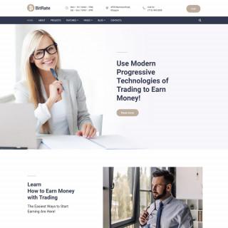 Làm website tài chính 44
