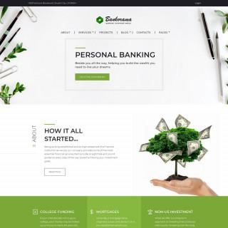 Làm website tài chính 47