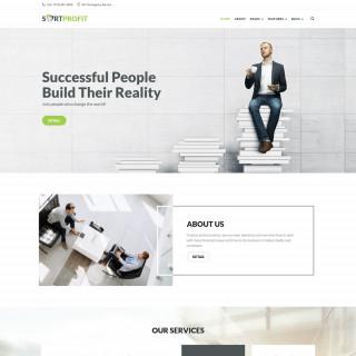 Làm website tài chính 48