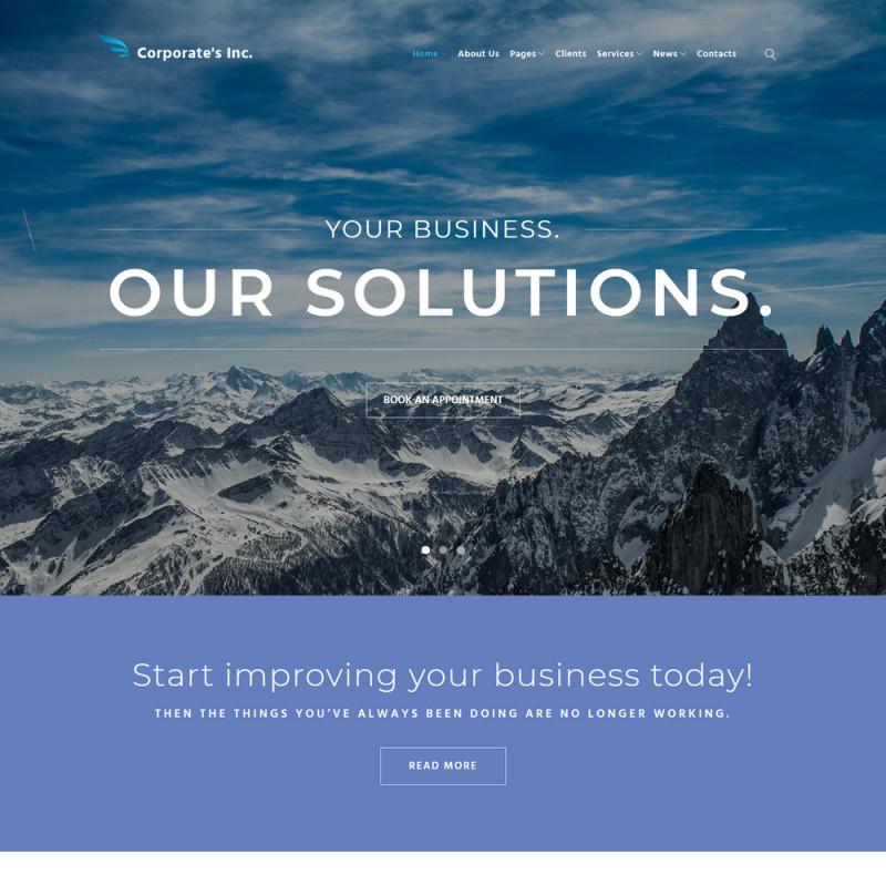 Làm website tài chính 52