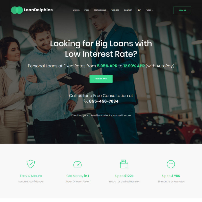 Làm website tài chính 53