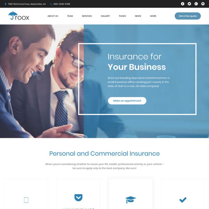 Làm website tài chính 59