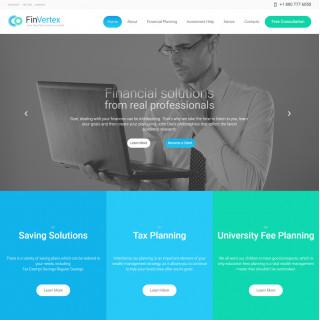 Làm website tài chính 60