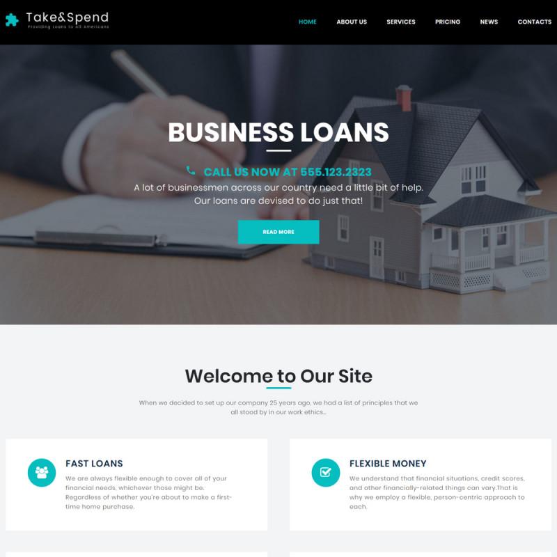 Làm website tài chính 62