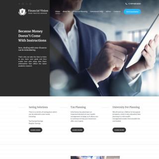 Làm website tài chính 63