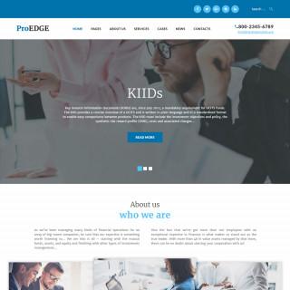 Làm website tài chính 69