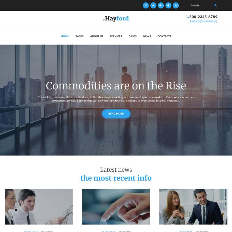 Làm website tài chính 70