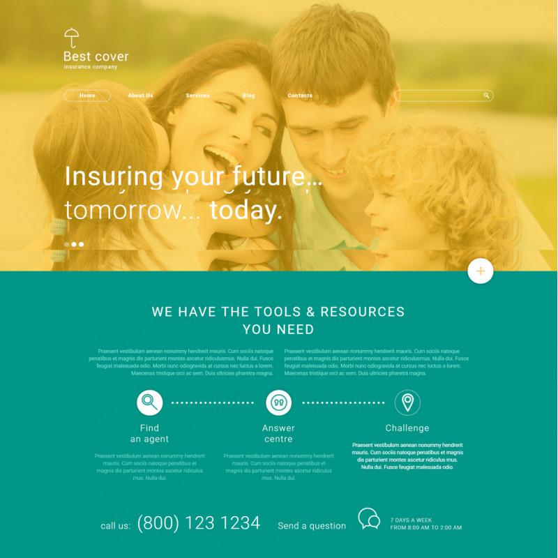 Làm website tài chính 72