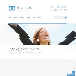 Làm website tài chính 74
