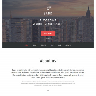 Làm website tài chính 75