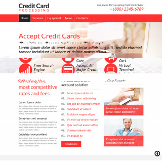 Làm website tài chính 79
