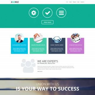Làm website tài chính 82