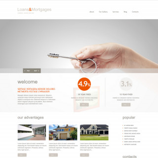 Làm website tài chính 85