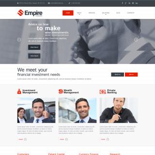 Làm website tài chính 87