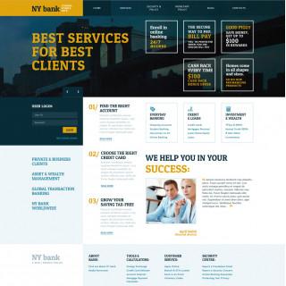 Làm website tài chính 90
