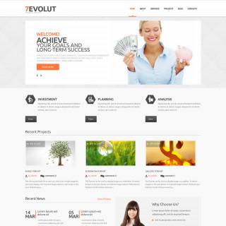 Làm website tài chính 92