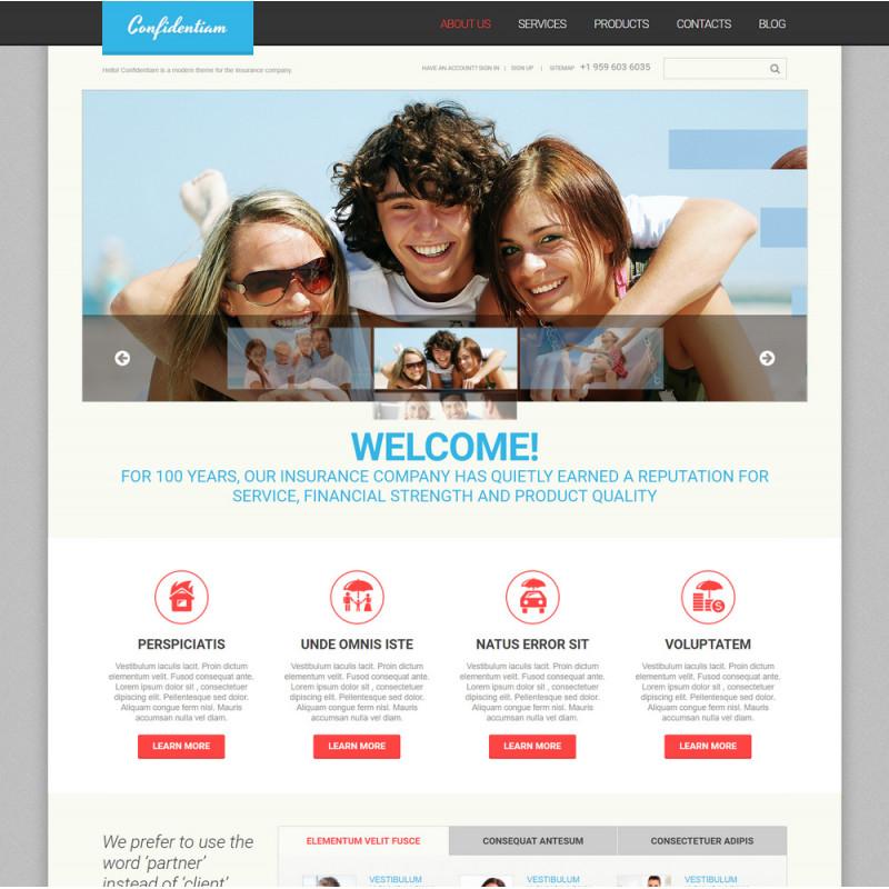 Làm website tài chính 97